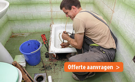 contact met loodgieter